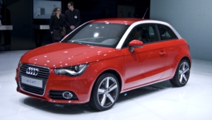 Audi A1 Widescreen
