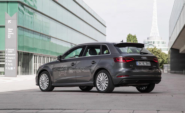 Audi A3 Sportback E Tron High Definition Wallpapers