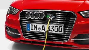 Audi A3 Sportback E Tron Pictures