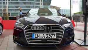 Audi A3 Sportback E Tron Wallpaper