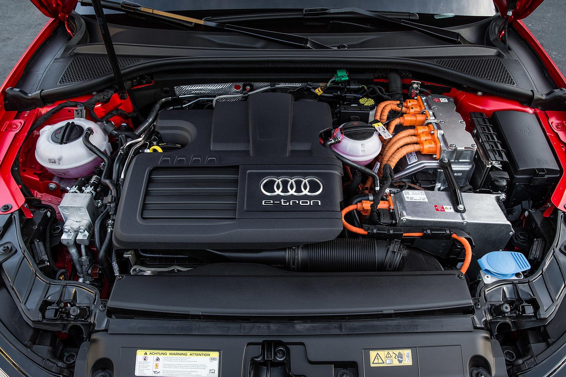 Audi A3 Sportback E Tron Widescreen