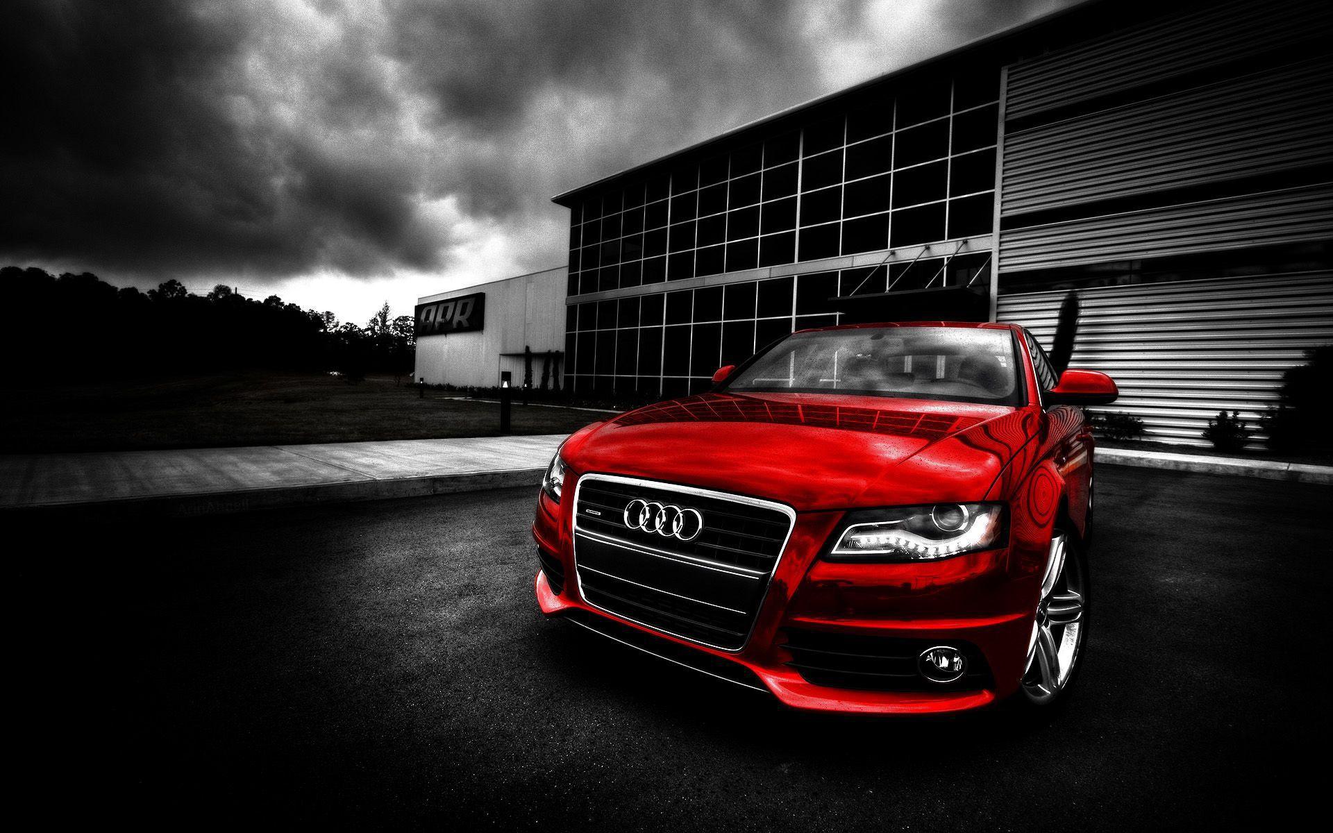Audi A4 Desktop