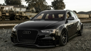Audi A4 Hd Background
