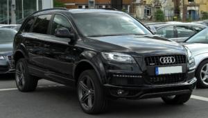 Audi Q7 Photos