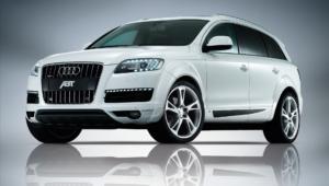Audi Q7 Pictures