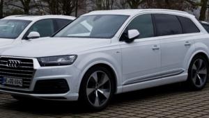 Audi Q7 Widescreen