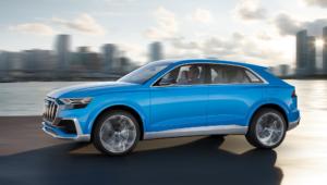 Audi Q8 2018 Desktop