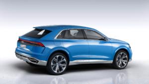 Audi Q8 2018 High Quality Wallpapers