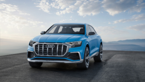 Audi Q8 2018 For Desktop