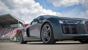 Audi R8 V10 High Definition Wallpapers