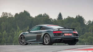 Audi R8 V10 Pictures