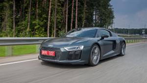 Audi R8 V10 Wallpapers
