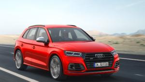 Audi Sq5 Images