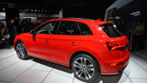 Audi Sq5 Wallpaper