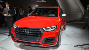 Audi Sq5 Wallpapers