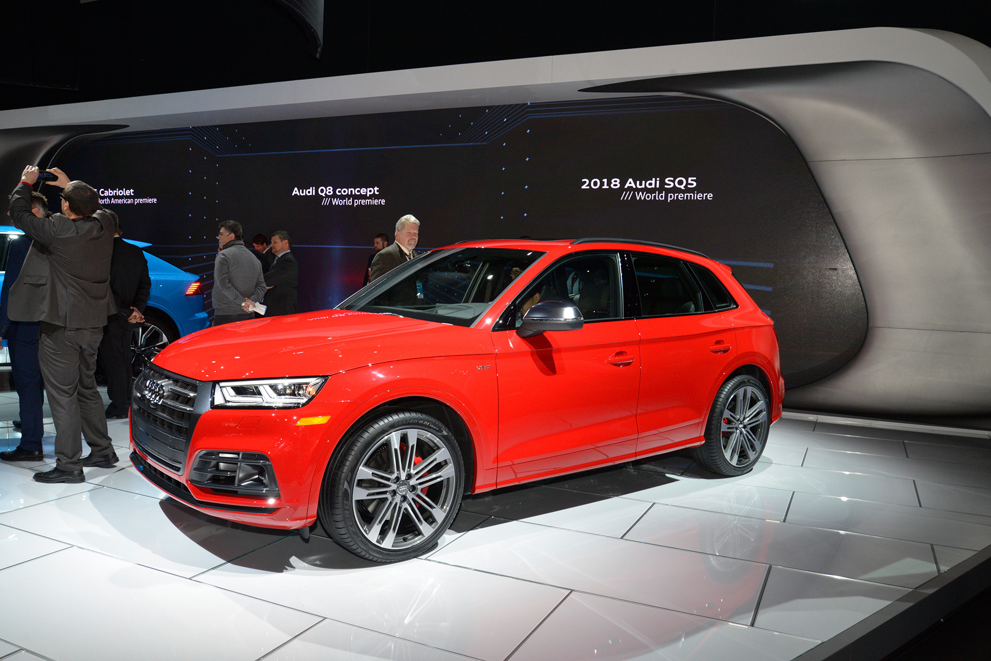 Audi Sq5 Wallpapers Hd