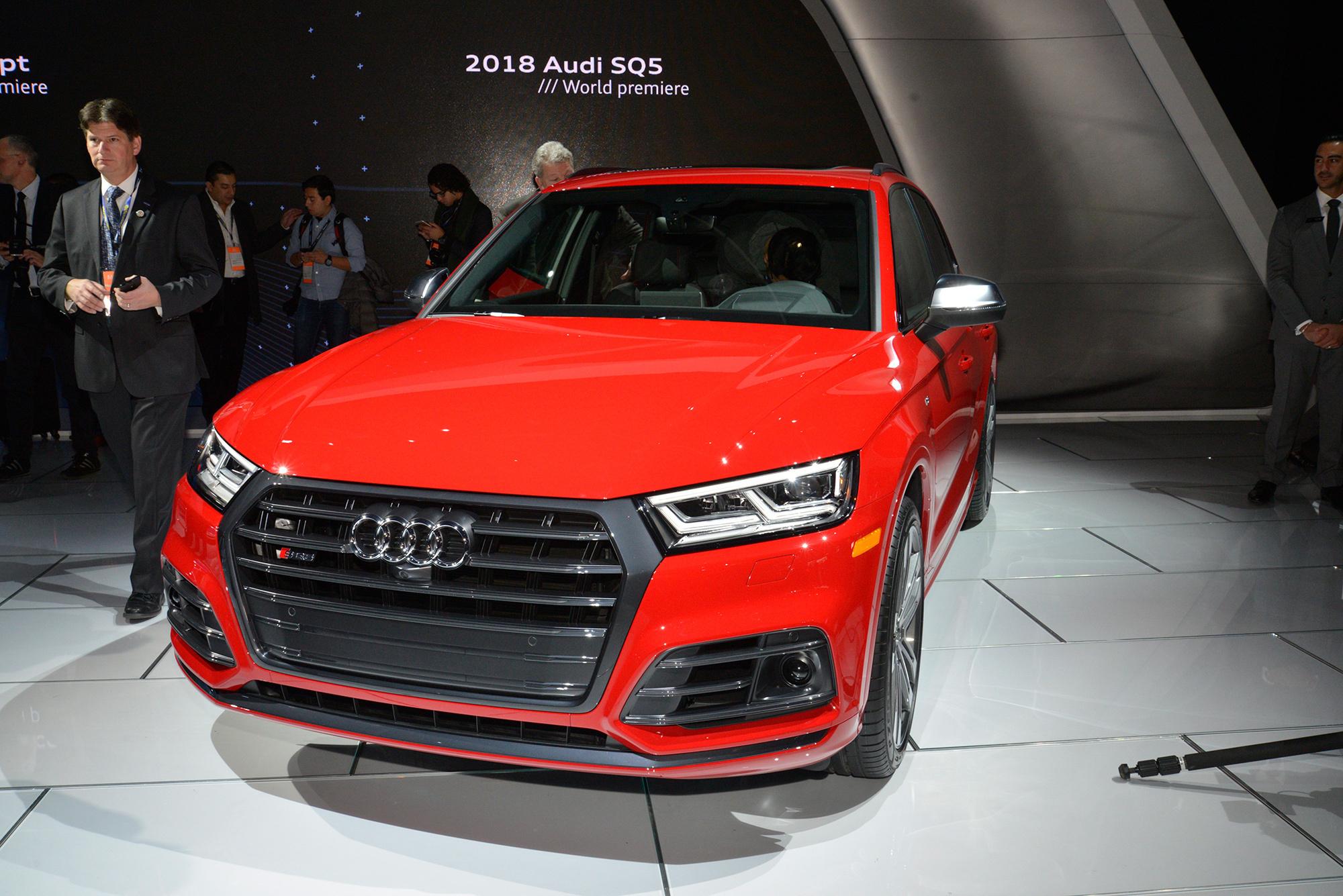 Audi Sq5 Wallpapers