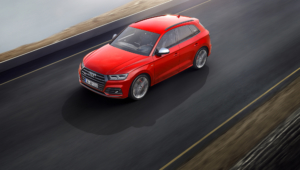 Audi Sq5 Widescreen