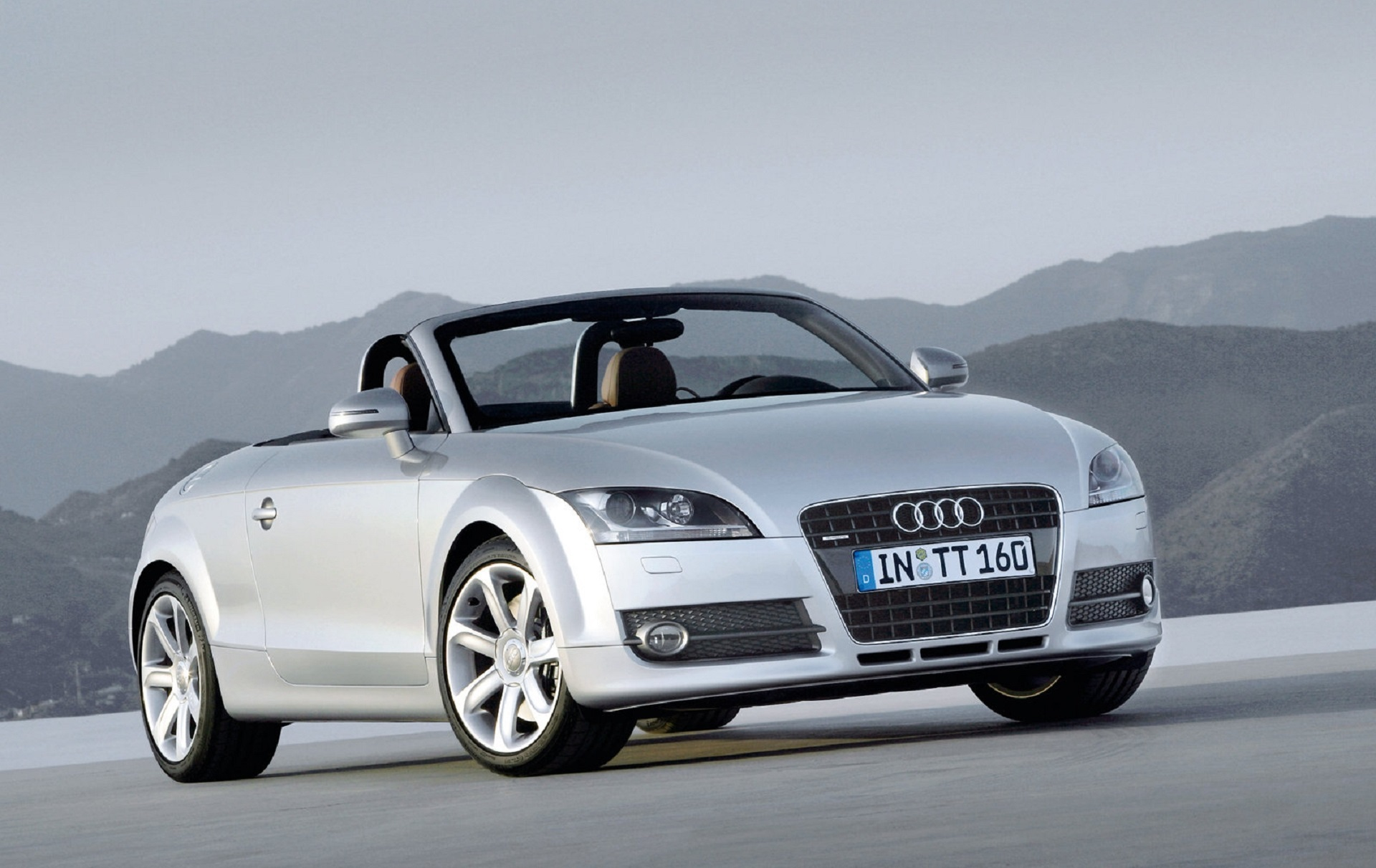 Audi Tt Roadster Background