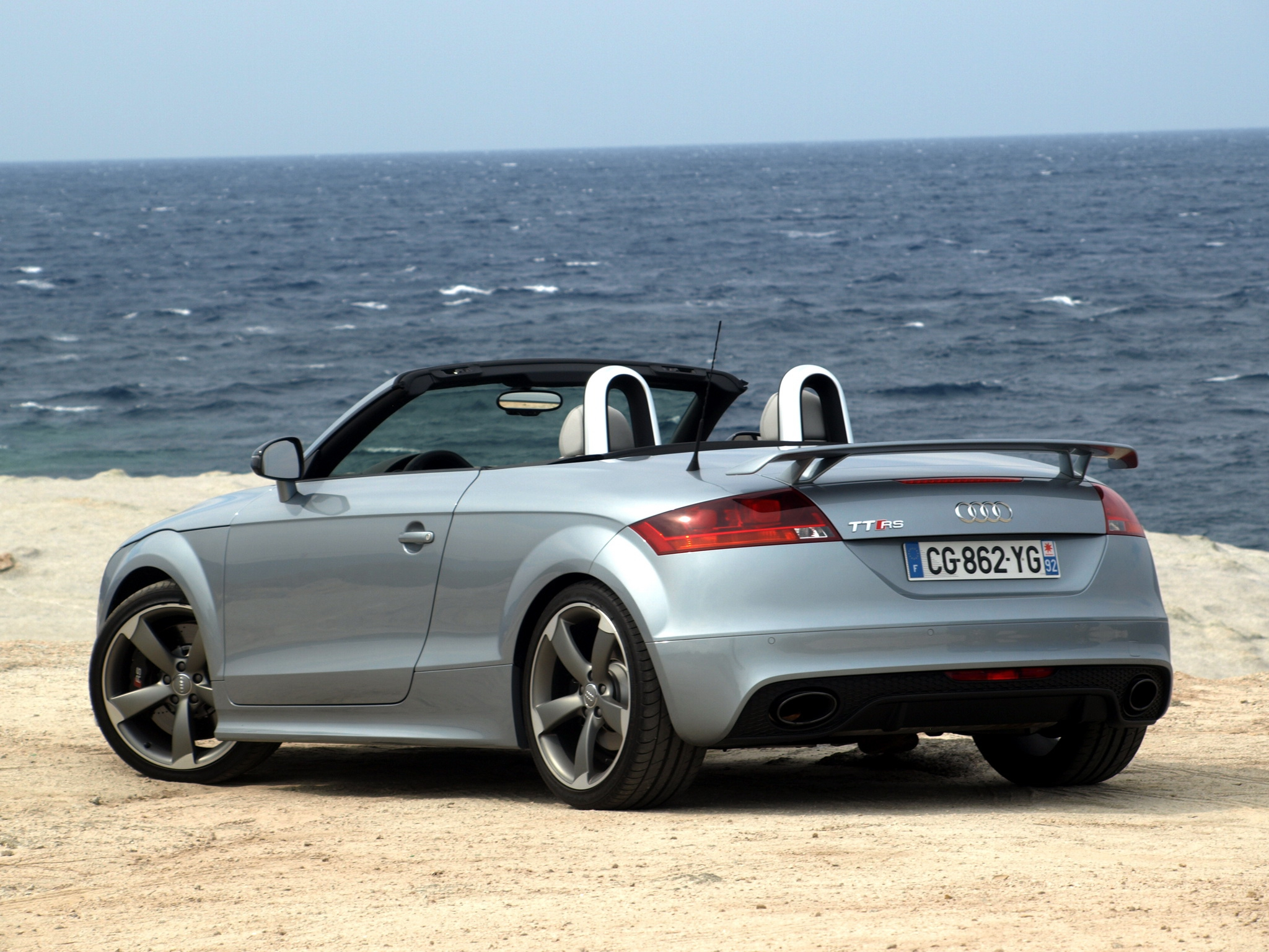 Audi Tt Roadster Hd Wallpaper