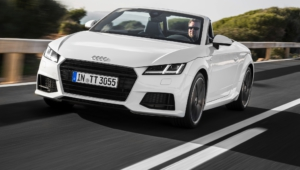 Audi Tt Roadster Wallpapers Hd