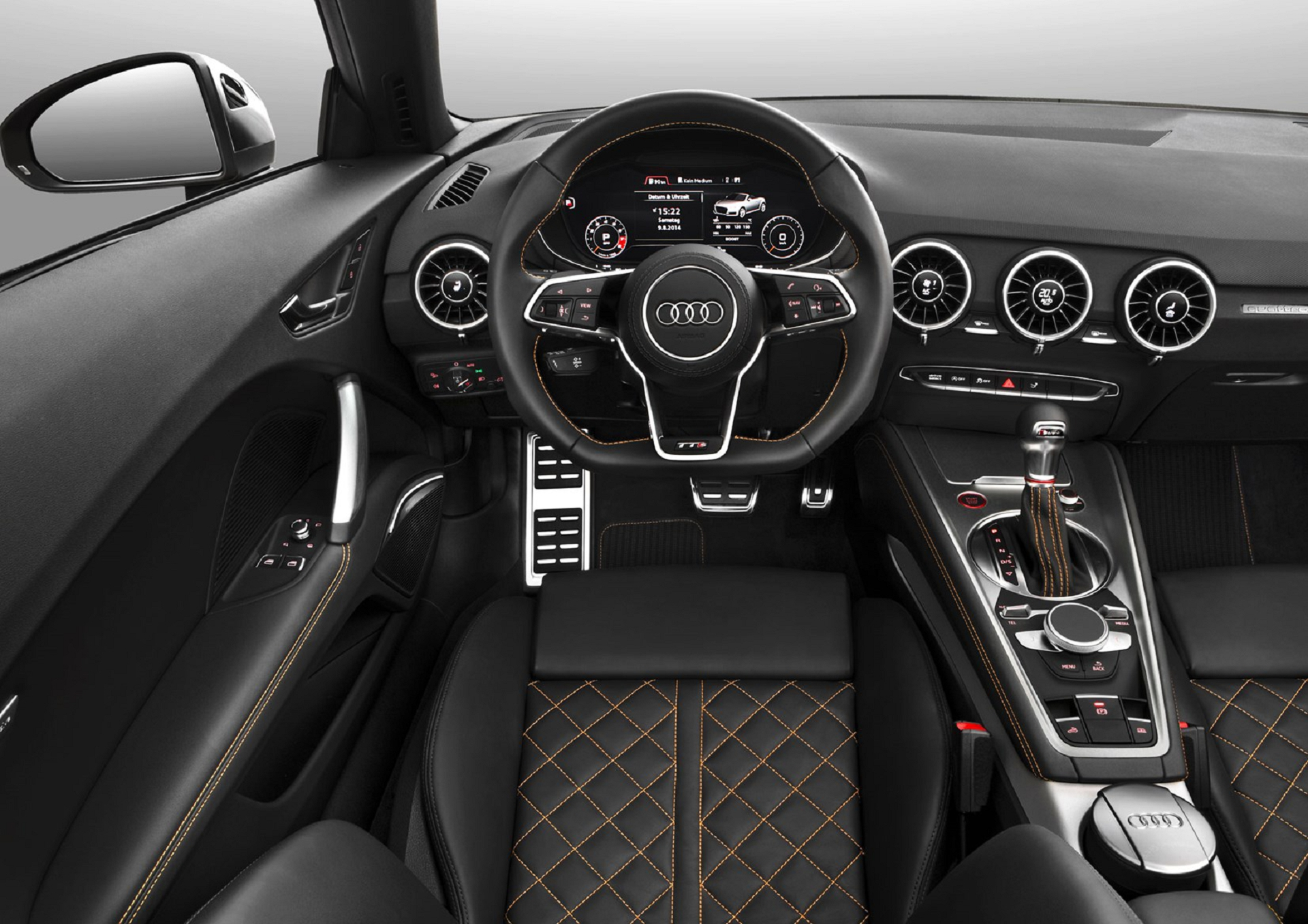 Audi Tt Roadster Wallpapers