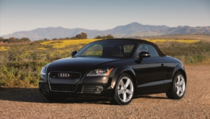 Audi Tt Roadster Widescreen