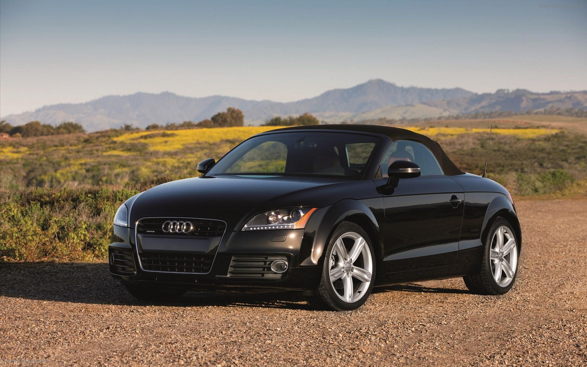 Audi Tt Roadster Widescreen