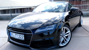 Audi Tt Roadster For Desktop