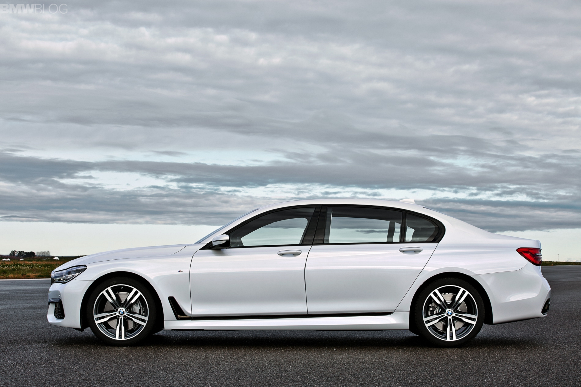 Bmw 7 Series High Definition Wallpapers