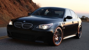 Bmw M5 Widescreen
