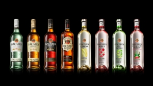 Bacardi Wallpaper