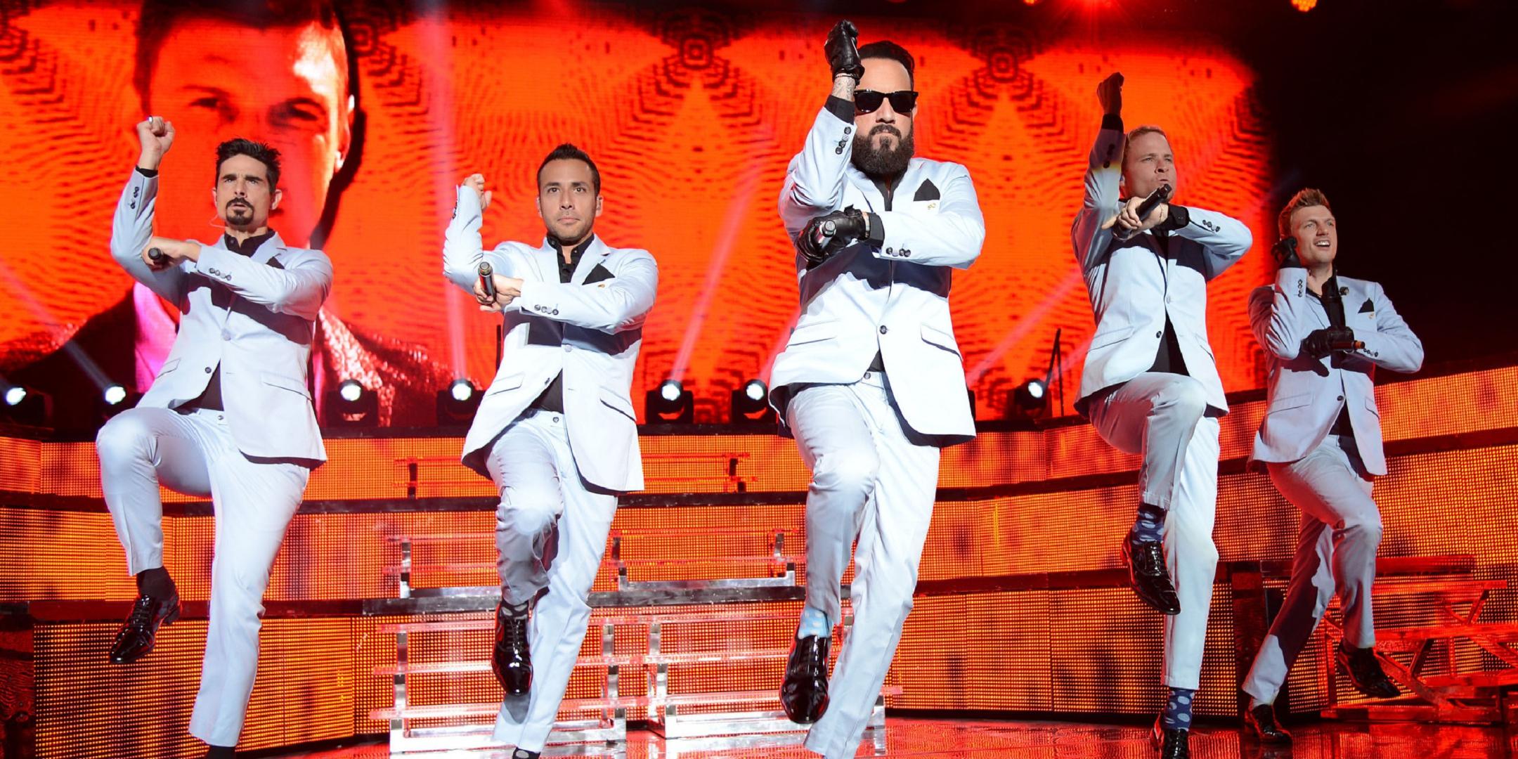 Backstreet Boys 4k