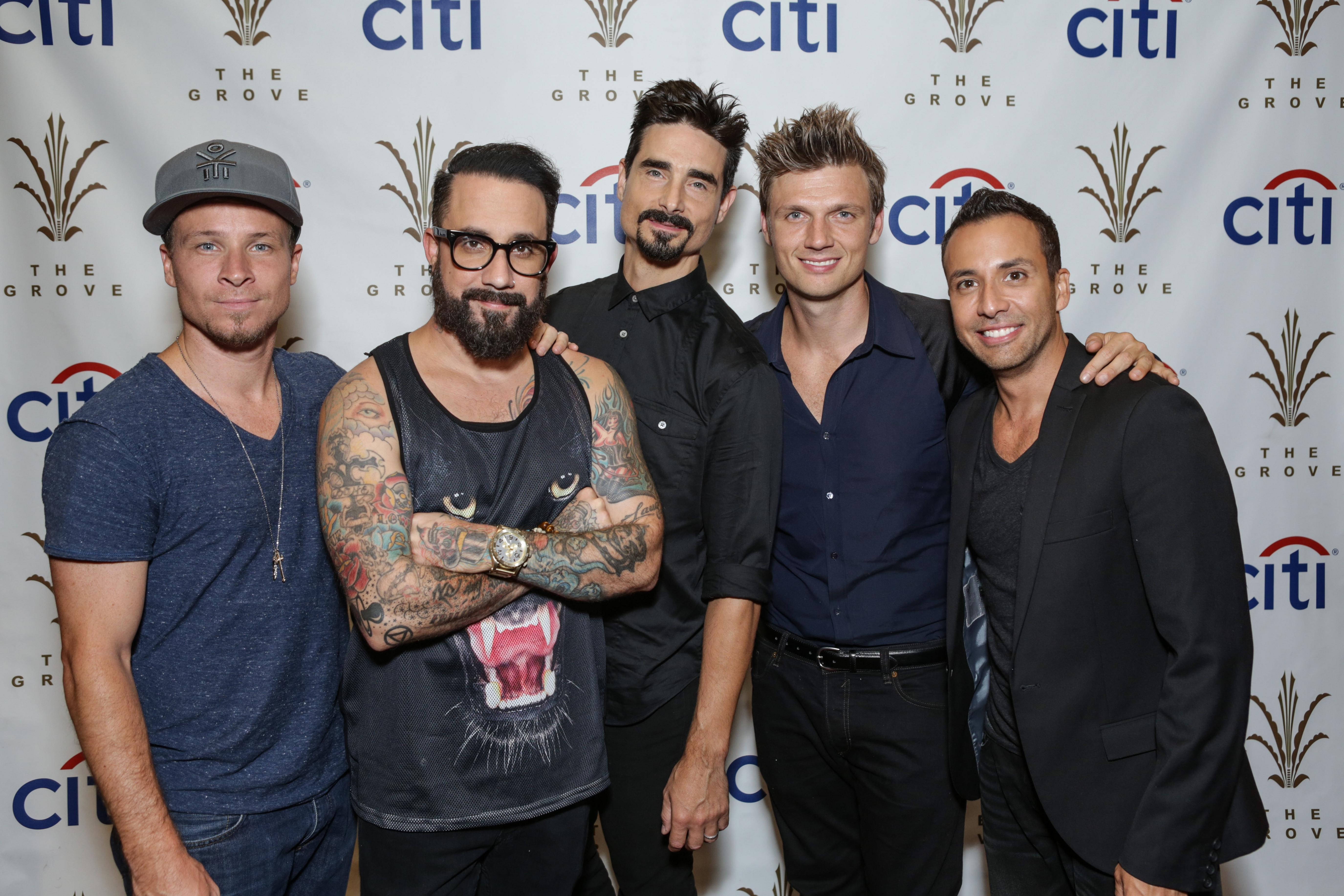 Backstreet Boys High Quality Wallpapers