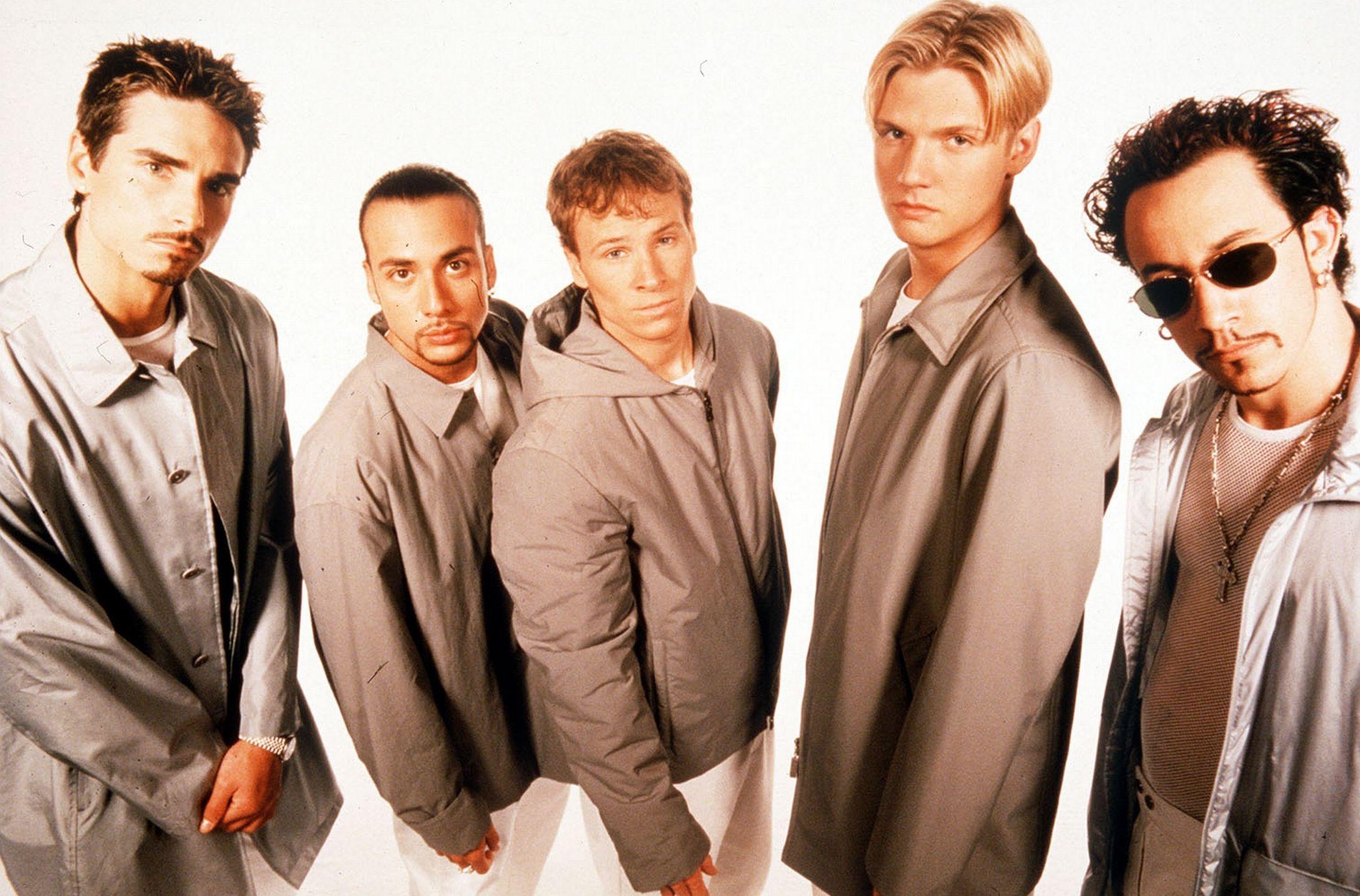 Backstreet Boys Photos