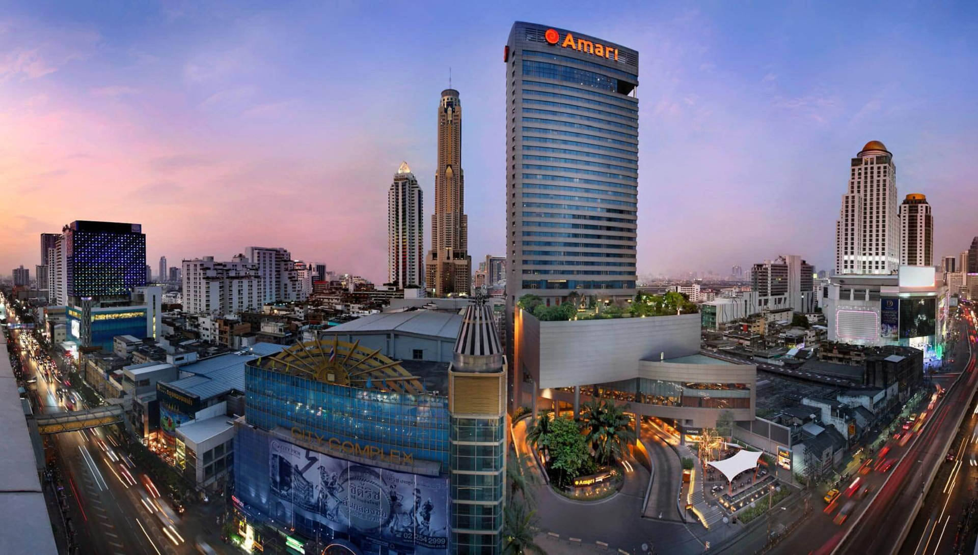 Bangkok Hd Background
