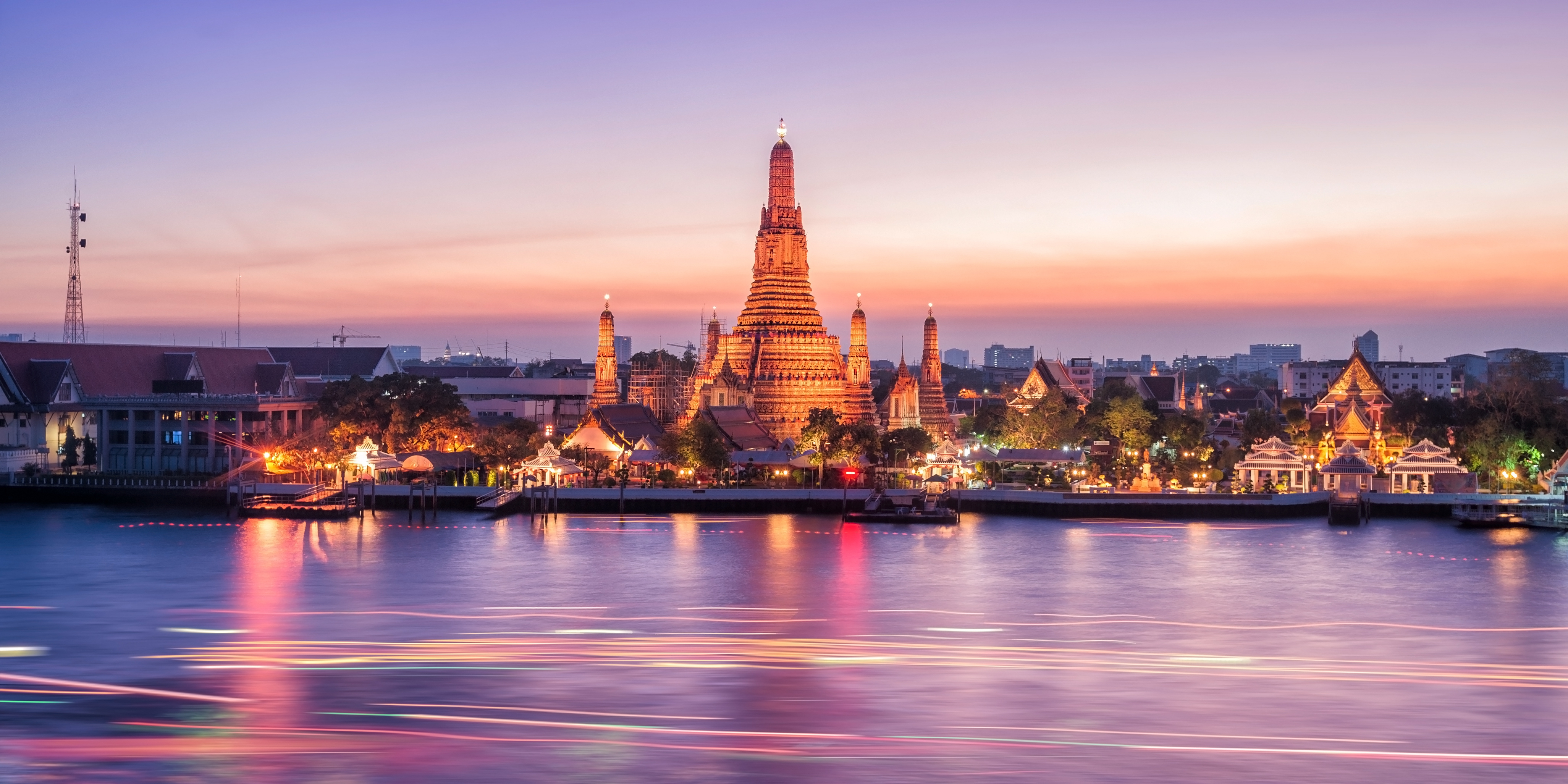 Bangkok For Desktop