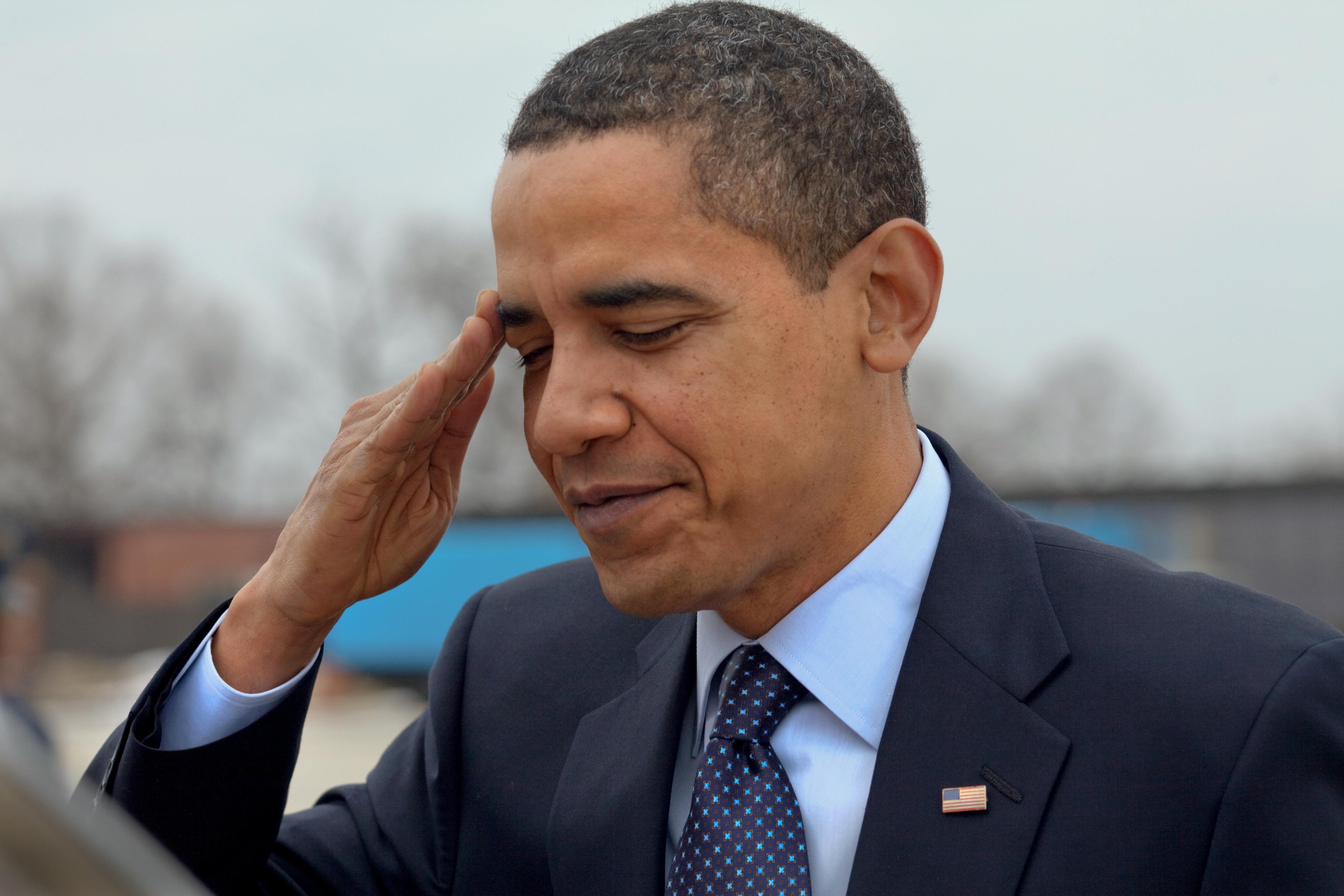 Barack Obama Desktop