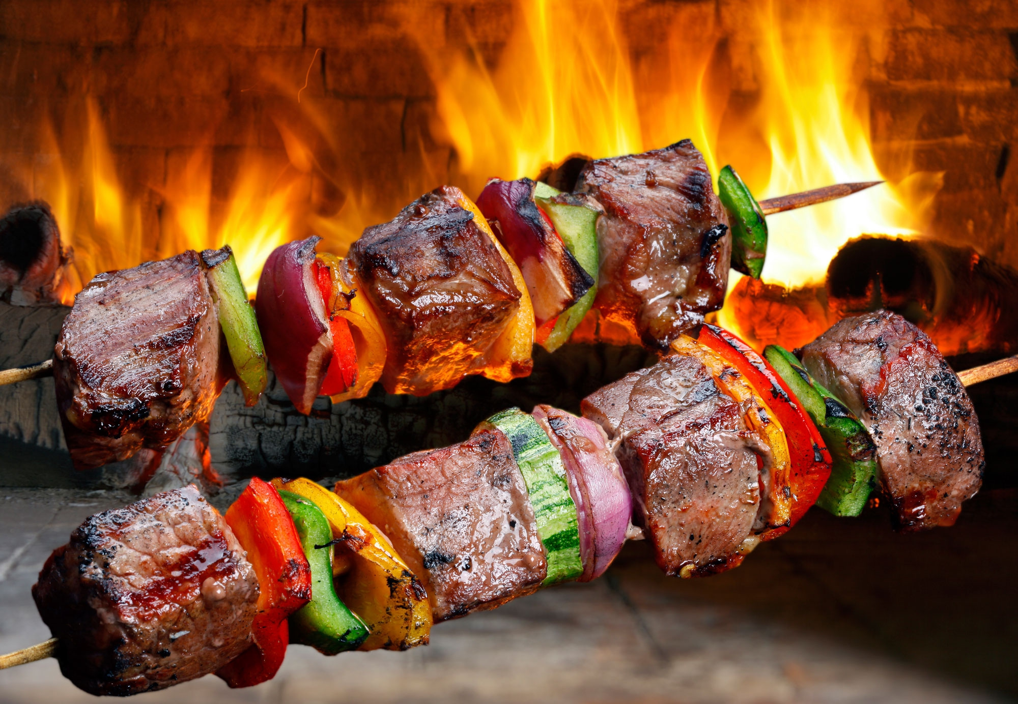 Barbecue Hd Background