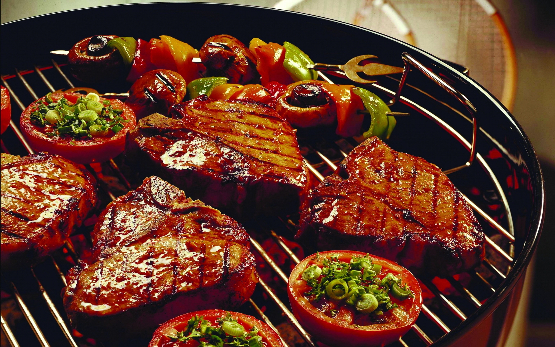 Barbecue Hd Desktop