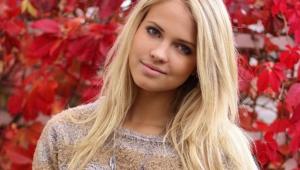 Beautiful Blondes Hd Desktop