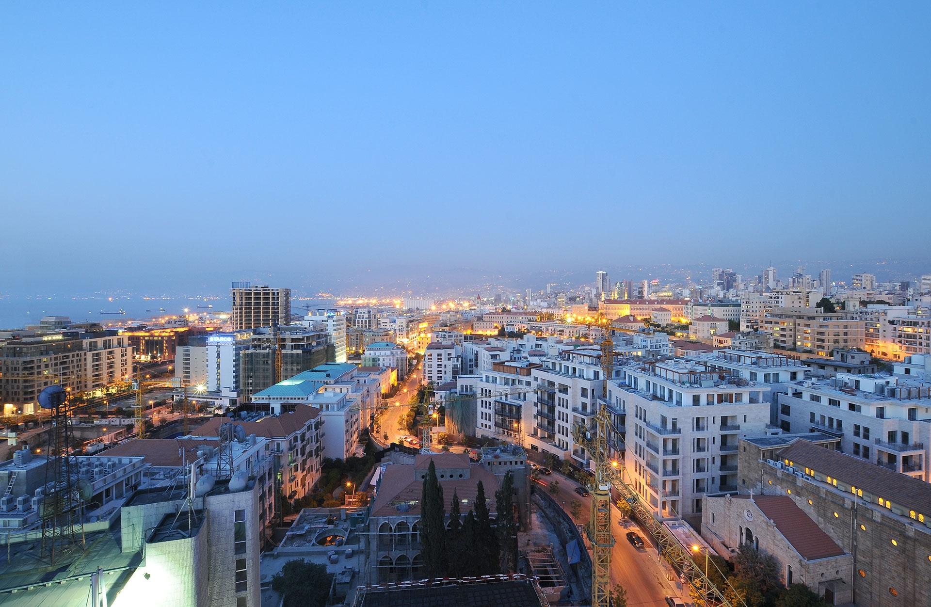 Beirut Background