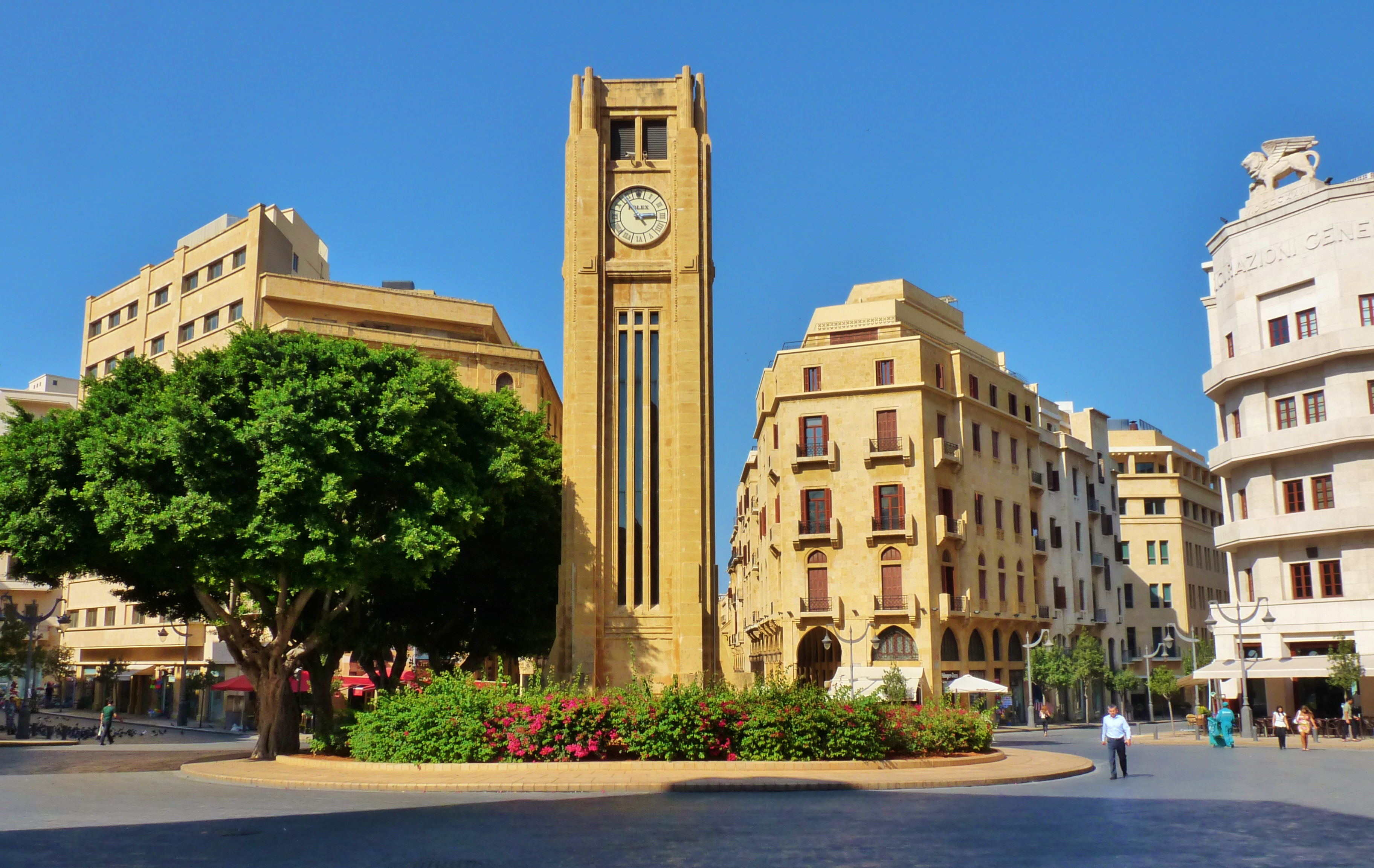 Beirut Hd Background