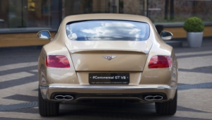 Bentley Continental Gt Hd