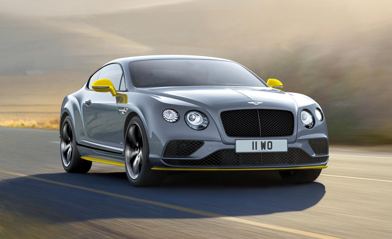 Bentley Continental Gt Hd Wallpaper