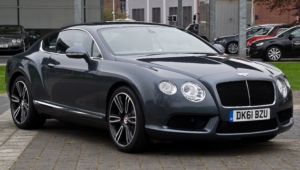 Bentley Continental Gt High Definition Wallpapers