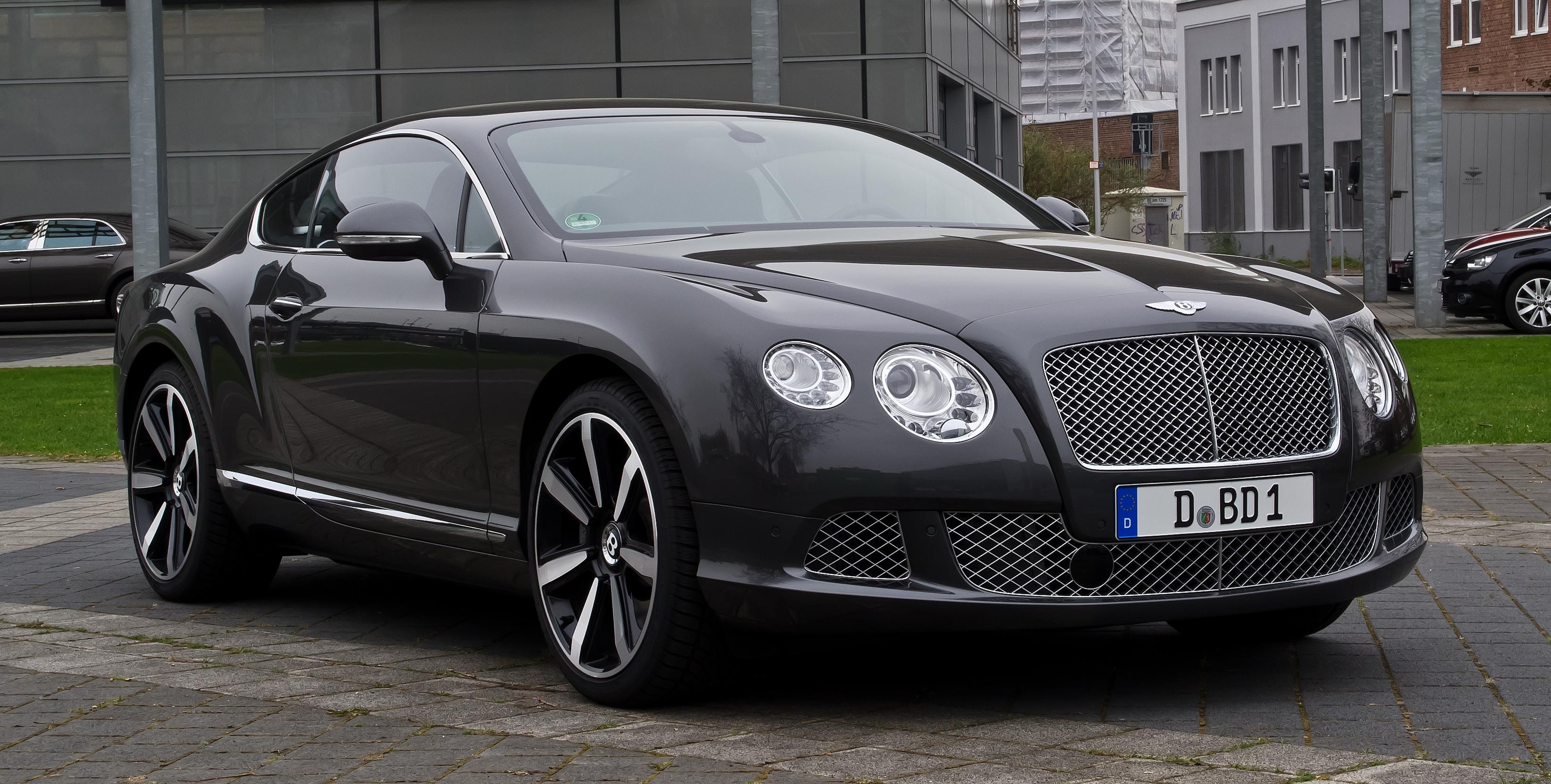 Bentley Continental Gt Photos