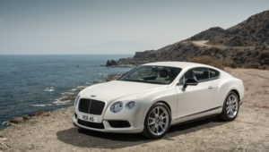 Bentley Continental Gt Widescreen