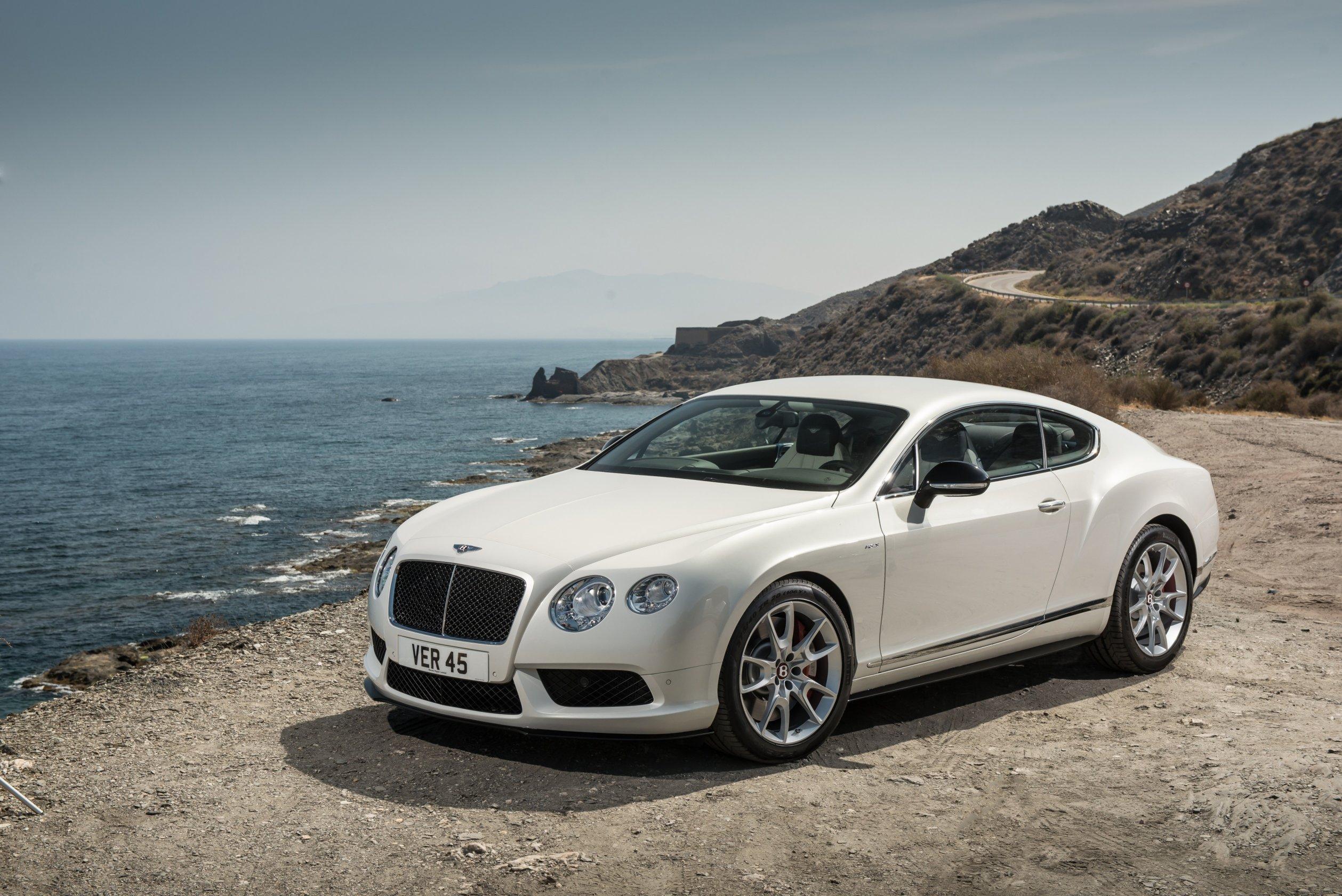 Bentley Continental Gt Widescreen