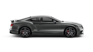 Bentley Continental Supersports Images